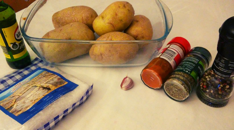 patatas bravas zutaten