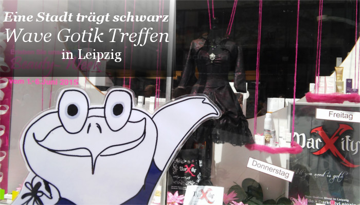Pfingsten, Leipzig, WGT…