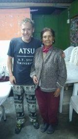 Osteo humanitaire dans les bidons villes Pérou
