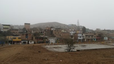 Tablada de Lurin bidonville Lima Perou