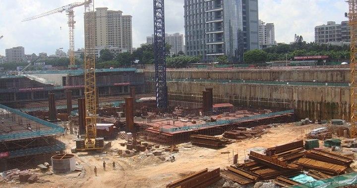 tour haikou en construction