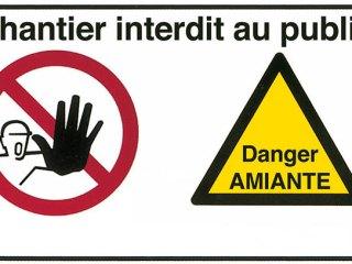 Attention amiante
