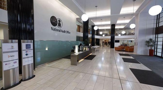 RC Pro sans MOD pour le National Audit Office Headquarters London
