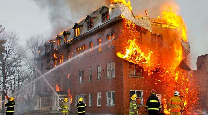 contrat tout risque bureau face à vol, inondation et feu