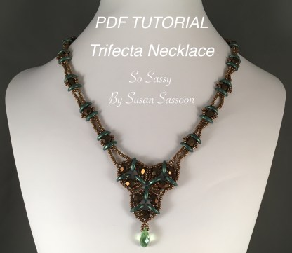 Trifecta Necklace Tutorial