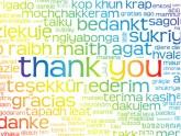 * THANK YOU * Card (thanks kindness gratitude message love) * ICH DANKE DIR VON GANZEM HERZEN *