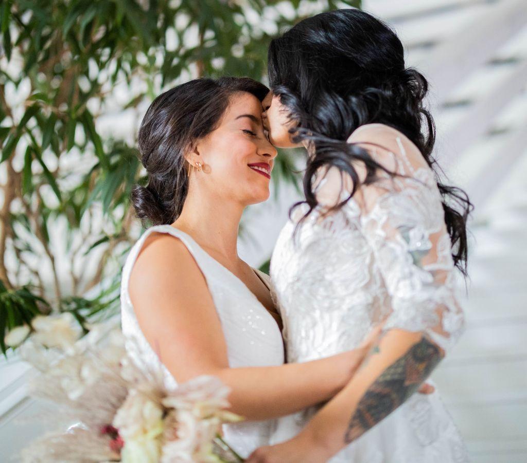 lesbian gay wedding music Phoenix