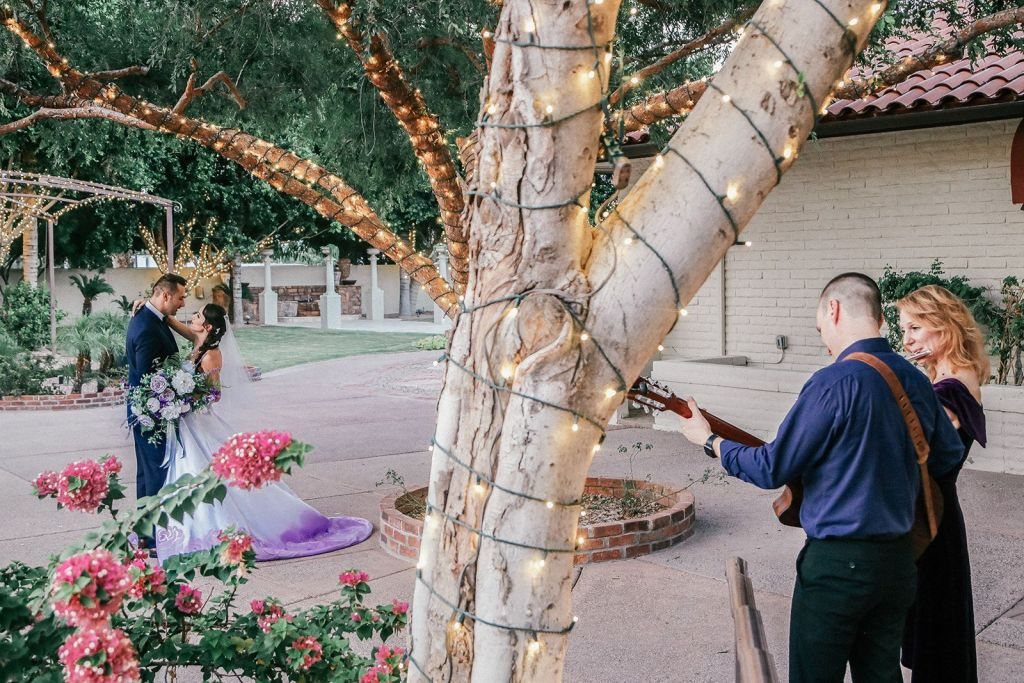 Hire musicians for Scottsdale Wedding