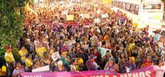 Um grande 8 de março contra Bolsonaro