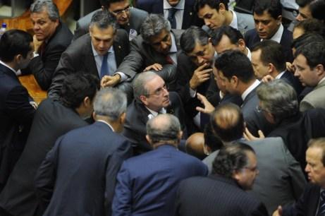EDUARDO CUNHA fotoJBatista-Camara dos Deputados