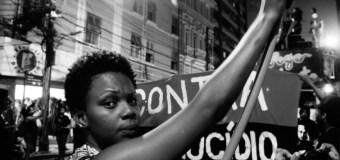 Taxa de homicídios de negros foi quase 2,5 vezes maior que de não negros em 2015