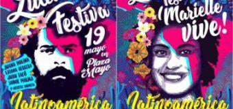 Lula Festiva reúne artistas argentinos pela liberdade do ex-presidente e pela Democracia no Brasil