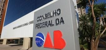 OAB: Nota de repúdio às declarações do presidente da República
