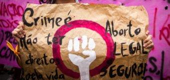 Manifesto PELA VIDA E AUTONOMIA DAS MULHERES! CONTRA O FASCISMO! LEGALIZAR O ABORTO NO BRASIL!