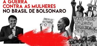 A guerra contra as mulheres no Brasil de Bolsonaro