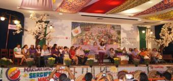 Mais de 1000 militantes se encontram no lançamento da Marcha das Margaridas 2015