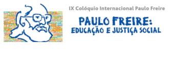 10 a 12/11/16 – Colóquio Internacional Paulo Freire – IX edição