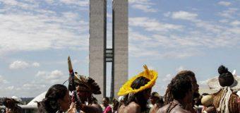 Apib convoca para ato em defesa dos direitos dos povos indígenas