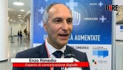 Intervista – Agenzia di Stampa DIRE - Forum della Comunicazione 2018