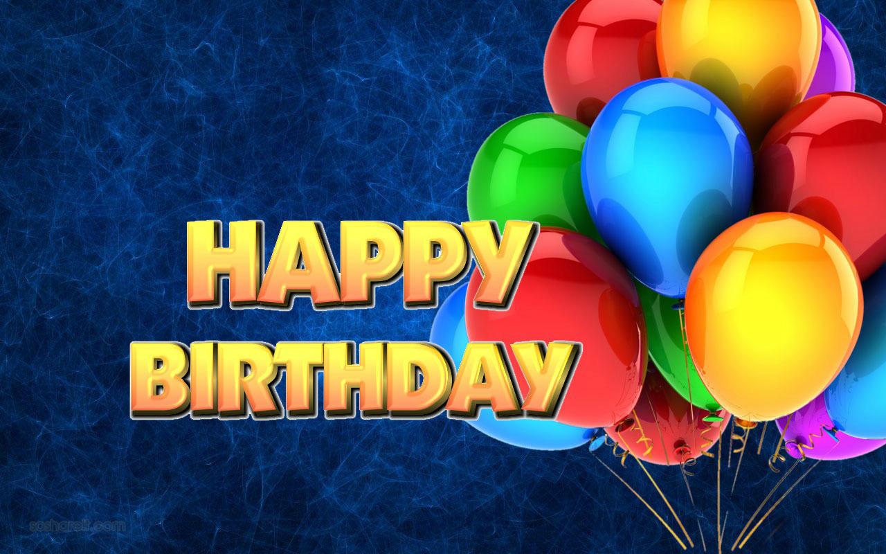 Happy Birthday Balloons Hd Images Free Download Soshareit