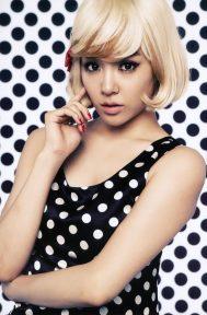 Tiffany Hwang Mi Young, member of Girls Generation (1)