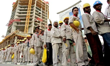 Kemasukkan 1.5 Juta Pekerja Asing Bangladesh