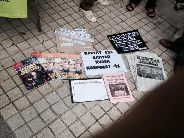 Protes TPPA