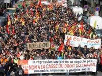 Setengah juta anak muda dan kelas pekerja telah turun ke jalan raya membantah rang undang-undang 'El Khomri' yang mungkin akan diperkenalkan di Perancis.