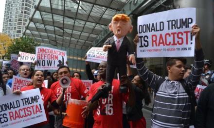 Trump Mengancam Komuniti Imigran