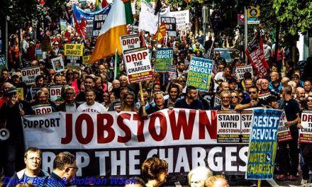 Keputusan kes Jobstown – semua tuduhan digugurkan oleh juri!