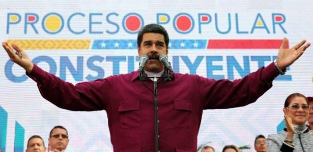 Venezuela : Majlis Perlembagaan dan tugas-tugas revolusioner