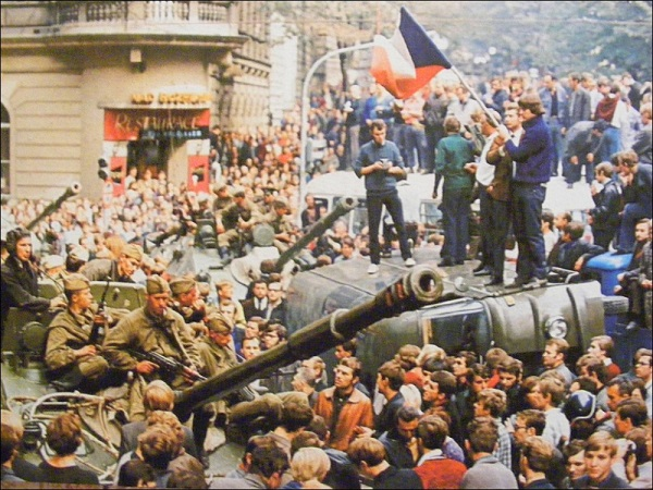 Czechoslovakia 1968:  Russian invasion crushes hopes of workers' democracy