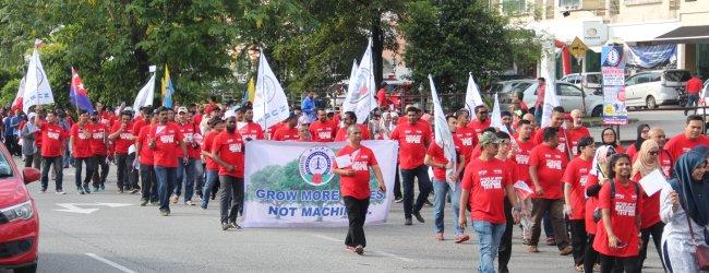 Sambutan Hari Pekerja 2019: Kelas Pekerja Harus Memimpin Perjuangan Rakyat!