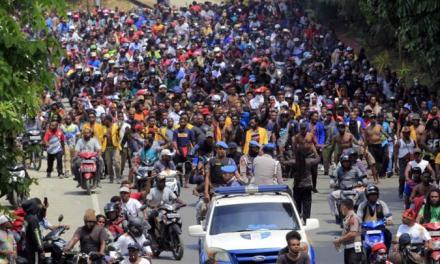 Papua Barat : Bina Perpaduan Pekerja Untuk Memperjuangkan Hak Rakyat Papua Bagi Menguruskan Ekonomi dan Politik Mereka Secara Demokratik.