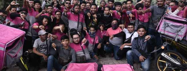 Pekerja Foodpanda Melancarkan Aksi Mogok di Seluruh Malaysia!