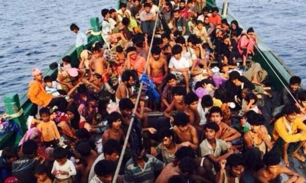 Pelarian Rohingya : Mangsa Penindasan Sistem Kapitalisme dan Krisis Kemanusiaan