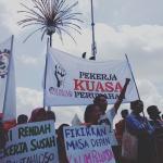 Peranan kesatuan sekerja dalam gerakan massa