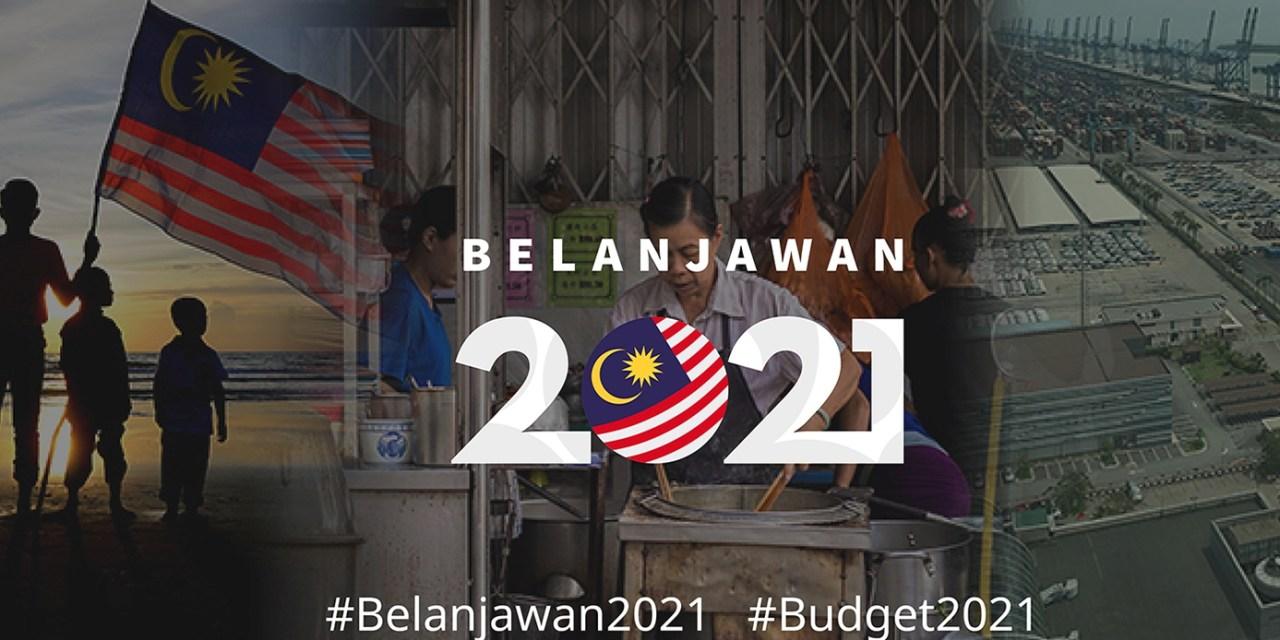 Bajet 2021 : Peruntukan tinggi untuk menyelematkan pasaran bebas, tetapi tanpa penyelesaian konkrit untuk meningkatkan taraf hidup dan keperluan rakyat