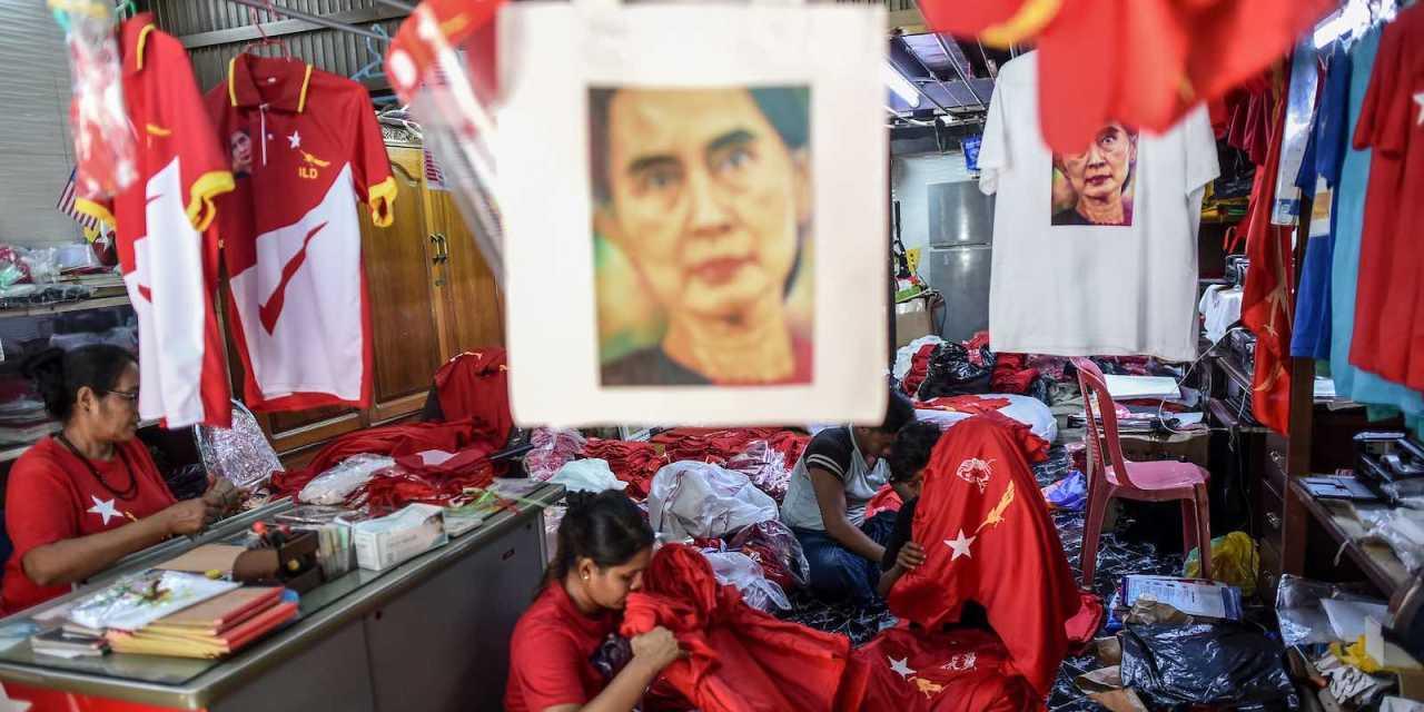 Pilihanraya di Myanmar : Apakah jaminan kelas pekerja di bawah pimpinan Aung San Suu Kyi