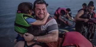 Historien bak flyktningebildet