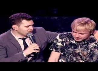 Mor ordner det slik at 15-åring får synge sammen med Michael Bublé - og alle er i sjokk!