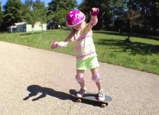 Mors beskjed til en ungdom i skateparken går verden rundt