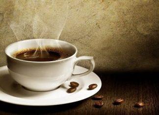 sunt med kaffe