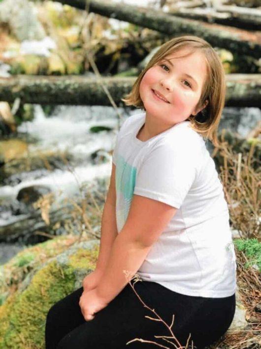 9-åringen blir mobbet fordi hun er for tykk - nå har moren en viktig  oppfordring