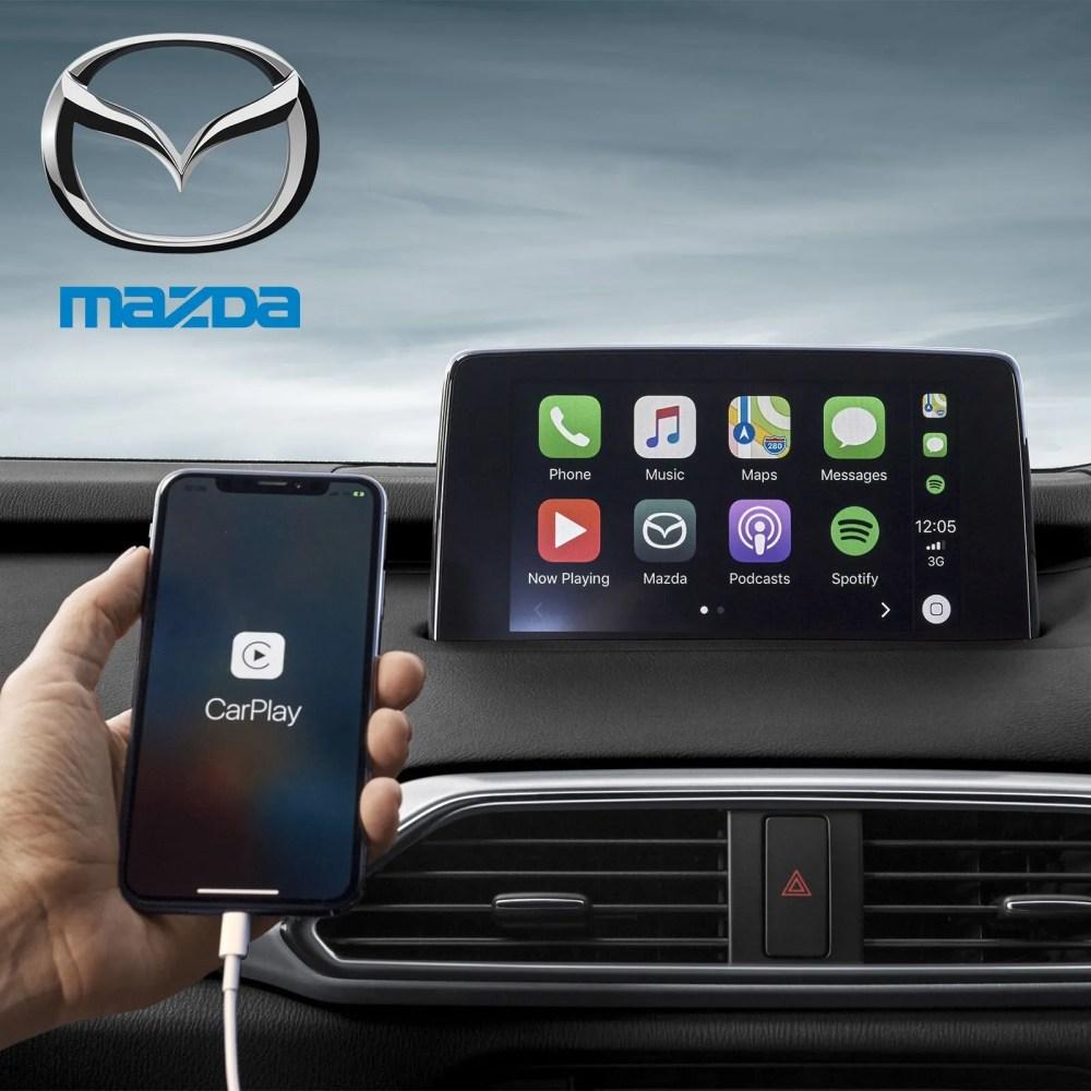 Auto Retrofit - Genuine Mazda Apple Carplay Android Auto Retrofit Kit