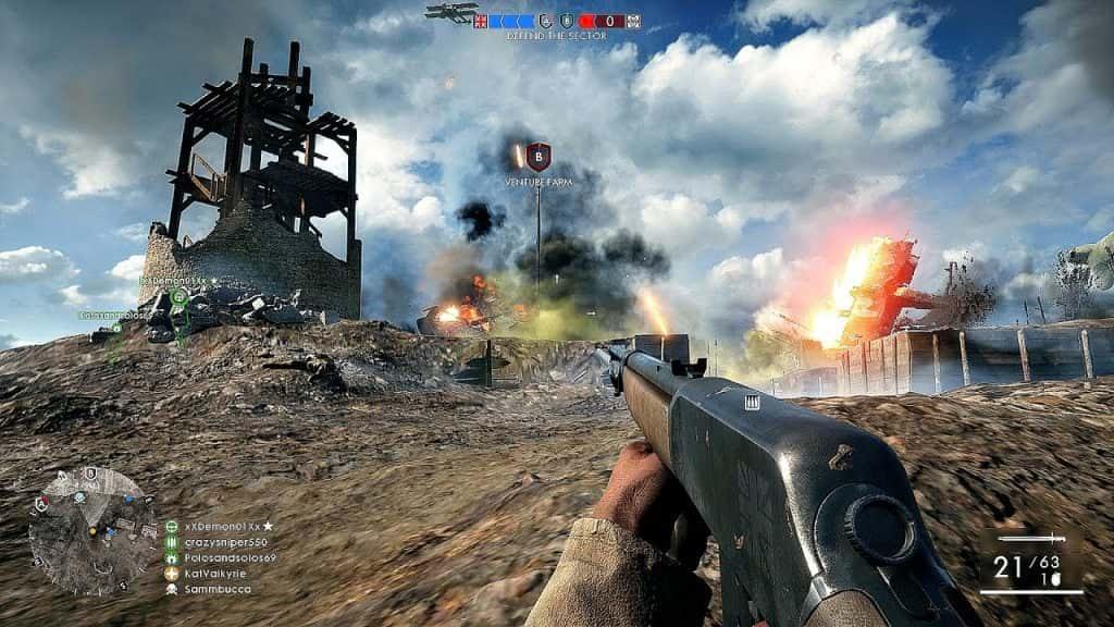 Battlefield1 Sosogames 1024X576 1
