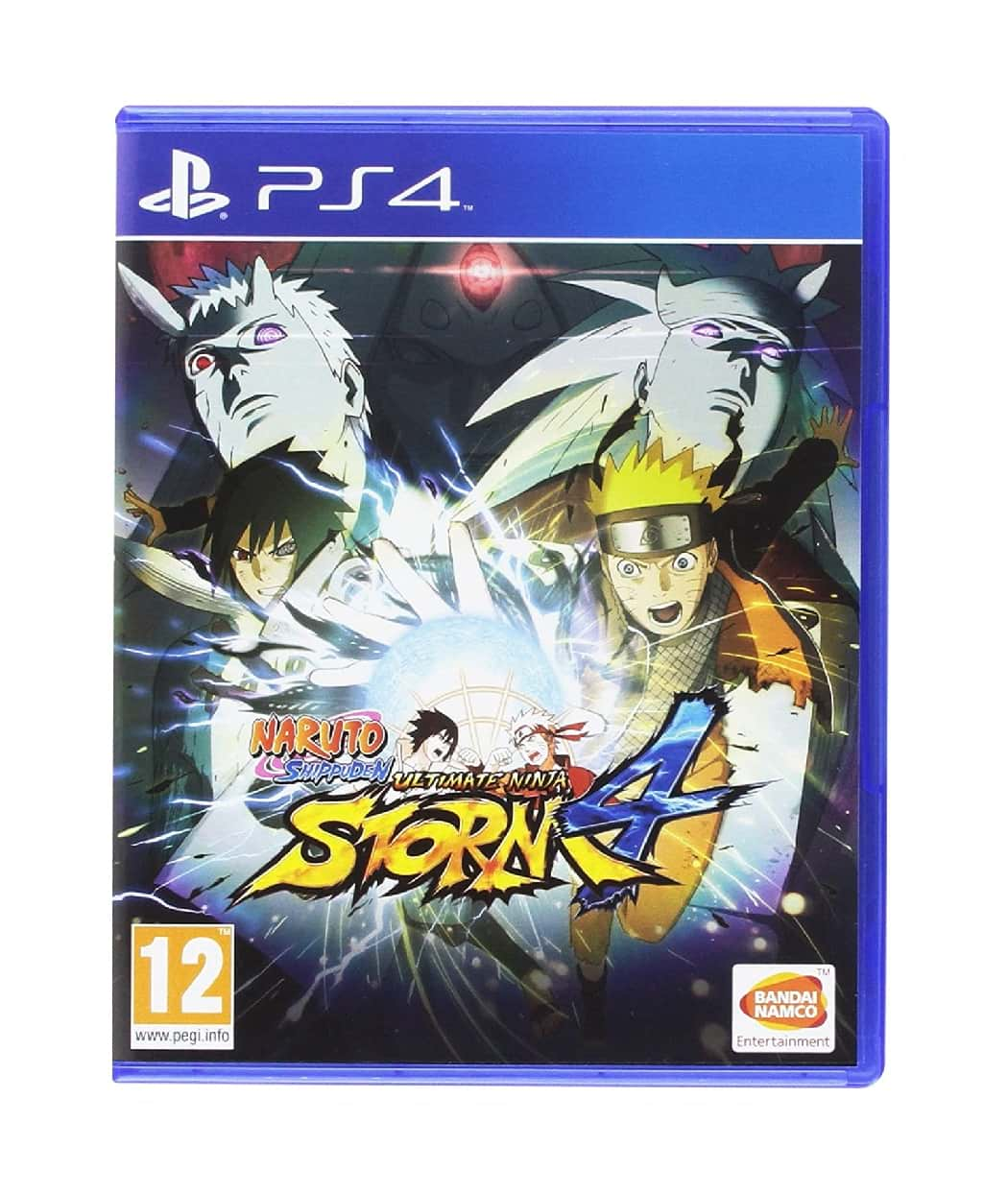Naruto Shippuden-Ultimate Ninja Storm 4