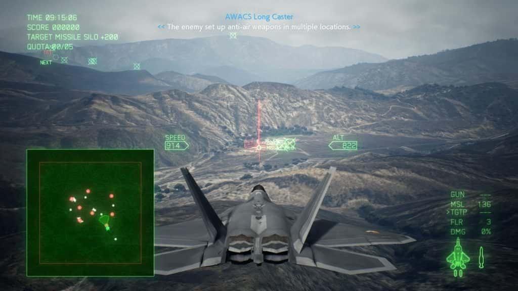 Ace Combat™ 7 1024X576 1