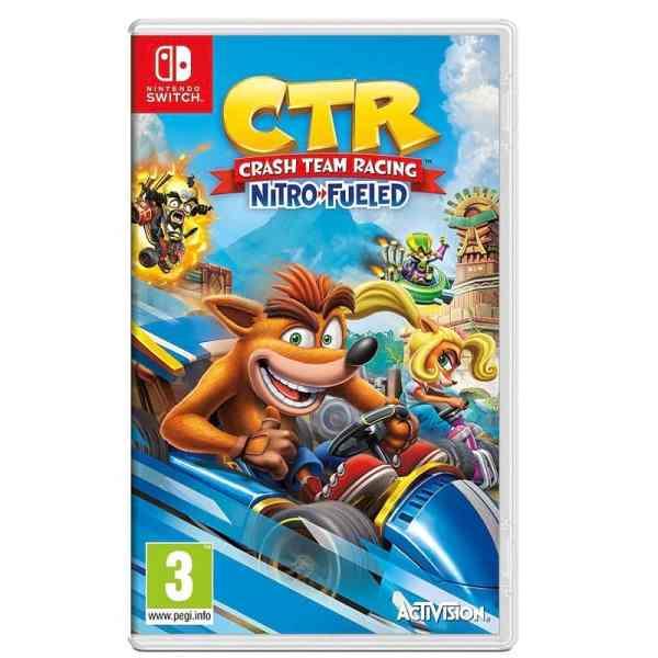 Crash™ Team Racing Nitro-Fueled – Nintendo Switch