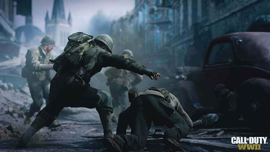 Call Of Duty-Wwii